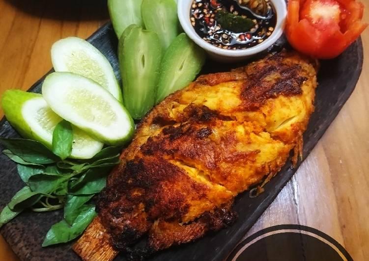 Resep Ikan Nila Bakar Yang Gampang Sedap