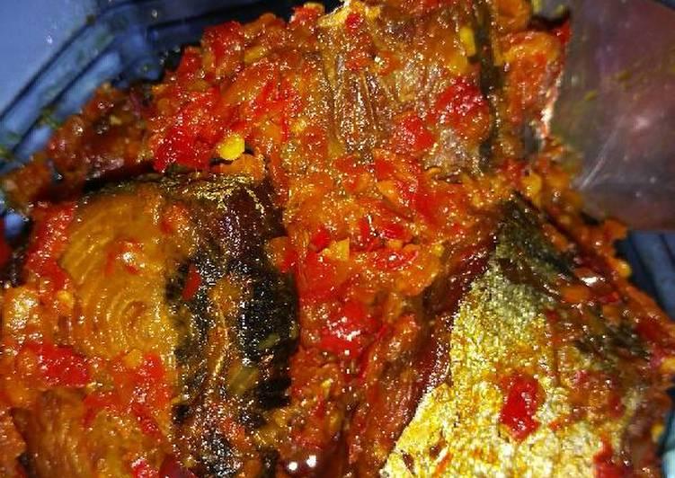 Resep Tongkol Balado Oleh Qinoey Cookpad