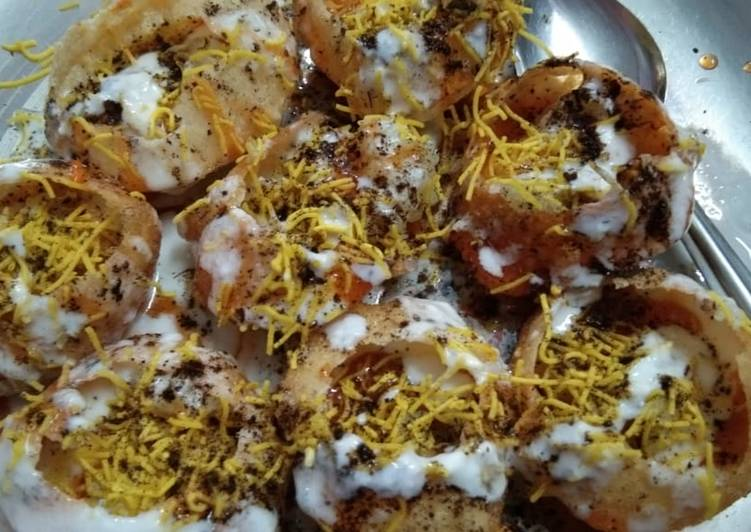 15 Minute Recipe of Any Night Of The Week Sev puri