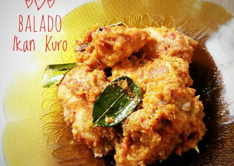 Resep Balado Ikan Kuro Oleh Indah Triwiartuti Cookpad