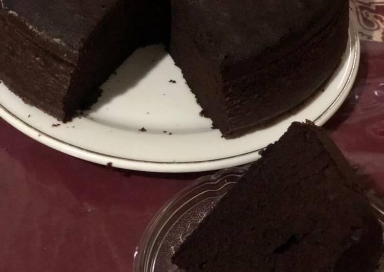 56. Bolu coklat kukus #bakingdiary