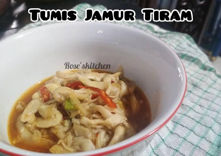 Tumis Jamur Tiram