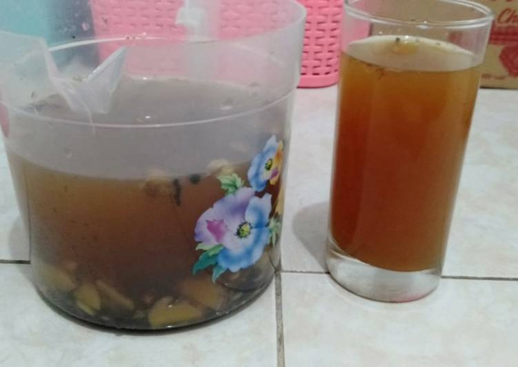 Recipe: Perfect Herbal tea