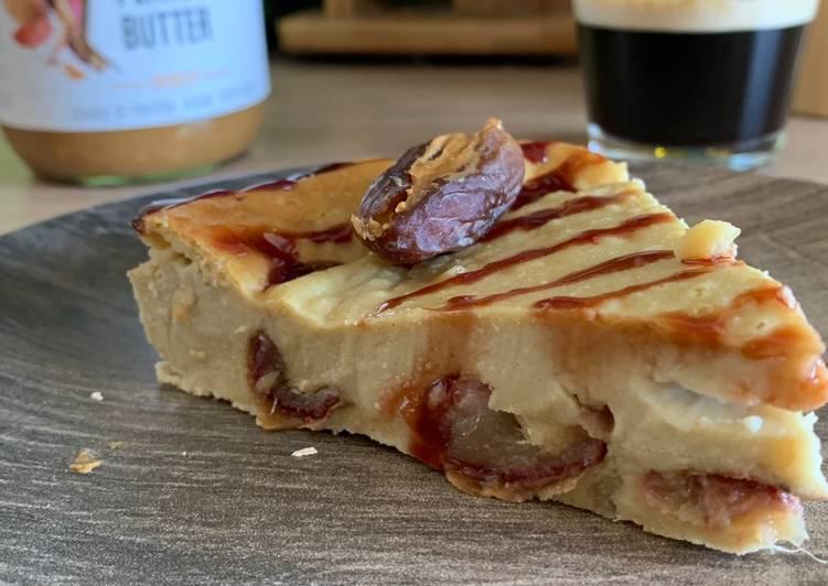 Far breton aux dattes