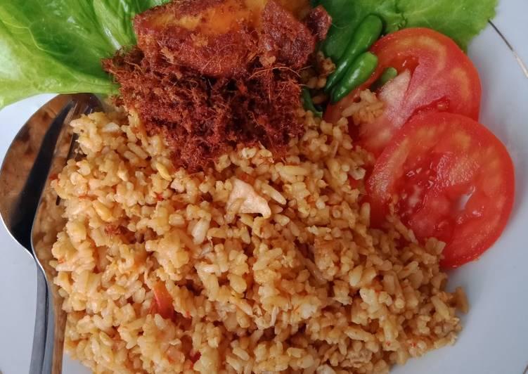 Nasi Goreng Ayam Kala