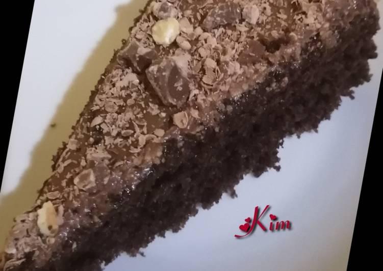 Recipe of Super Quick Homemade Moist microwave chocolate cake 🍫 🍰 👌