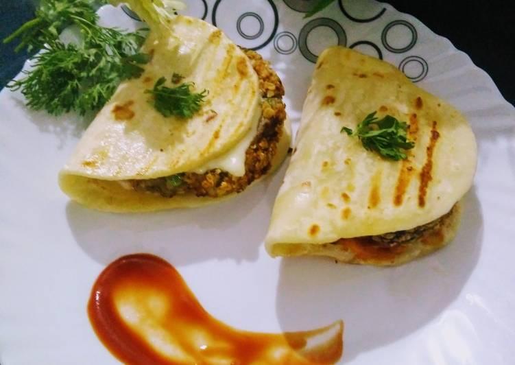 Simple Way to Make Super Quick Homemade Chatpata aloo naan