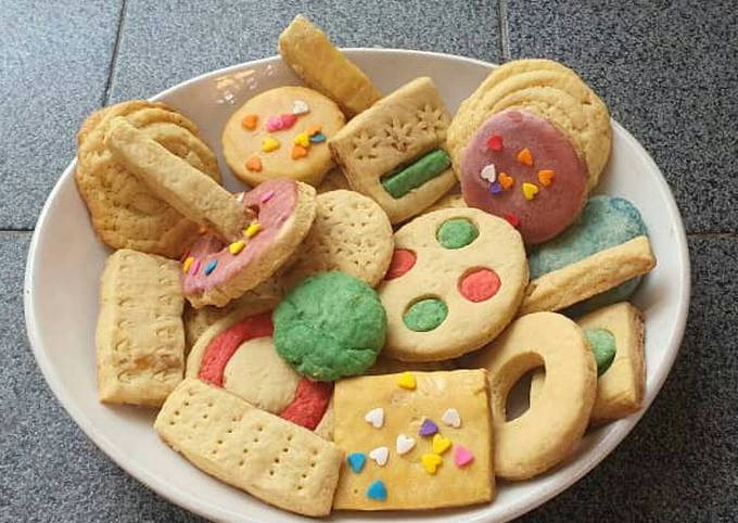 Easiest Way to Make Delicious Butter cookies