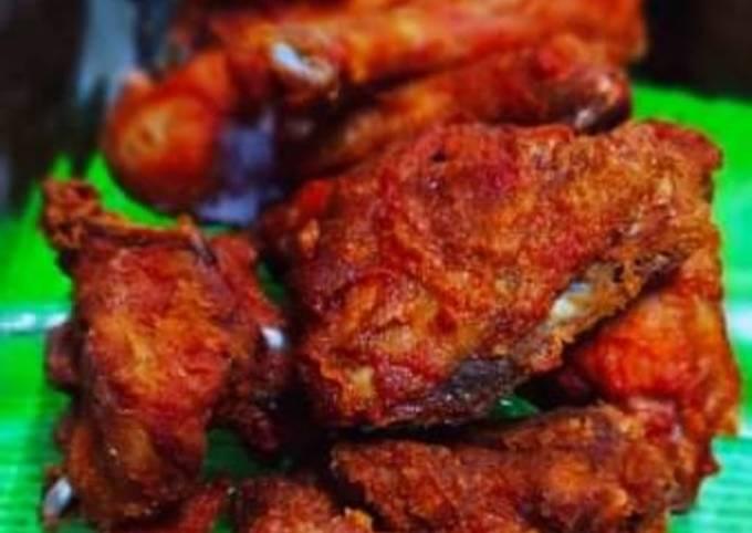 Ayam Goreng Rempah Ranggup