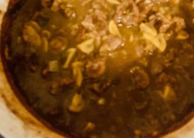 Steak and Kidney Stew