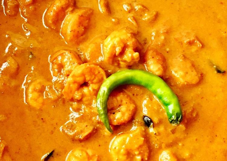 Goan prawn curry (Ambot tik) Finding Healthful Fast Food
