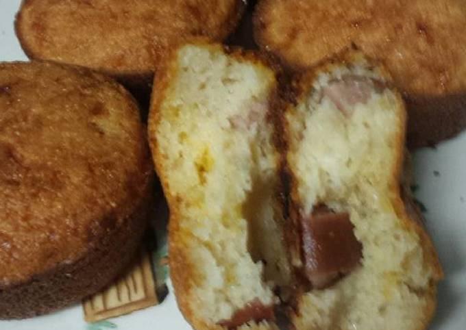 How to Prepare Perfect Corn dog muffins