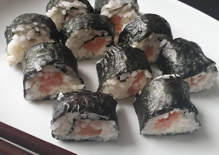 Easiest Way to Make Award-winning Sushi Rolls