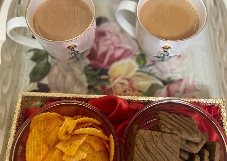 Simple Way to Make Favorite Masala tea