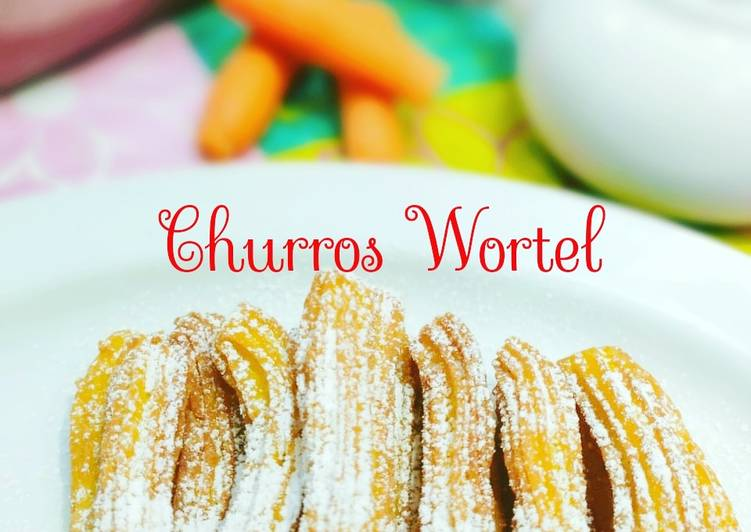 Churros wortel