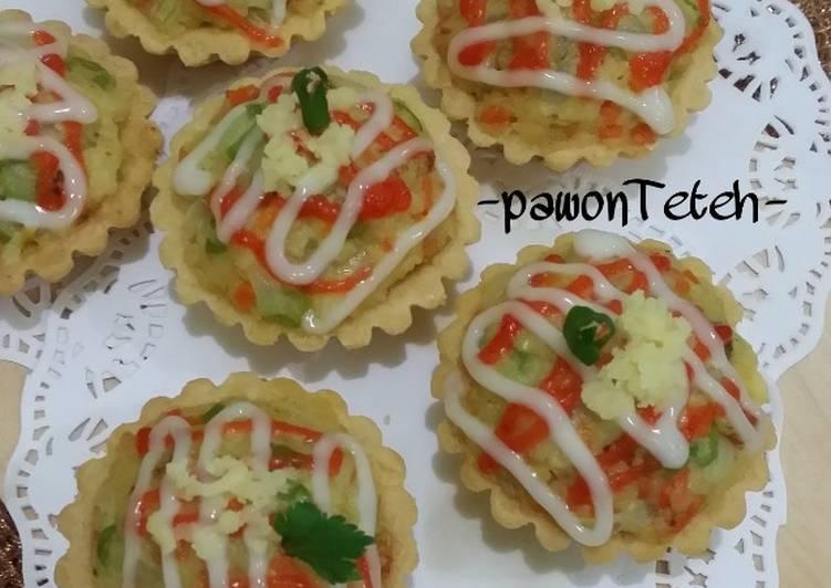 Pie Ragout Ayam Mayo
