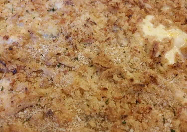 Recipe of Quick Broccoli-Cheddar Chicken Casserole