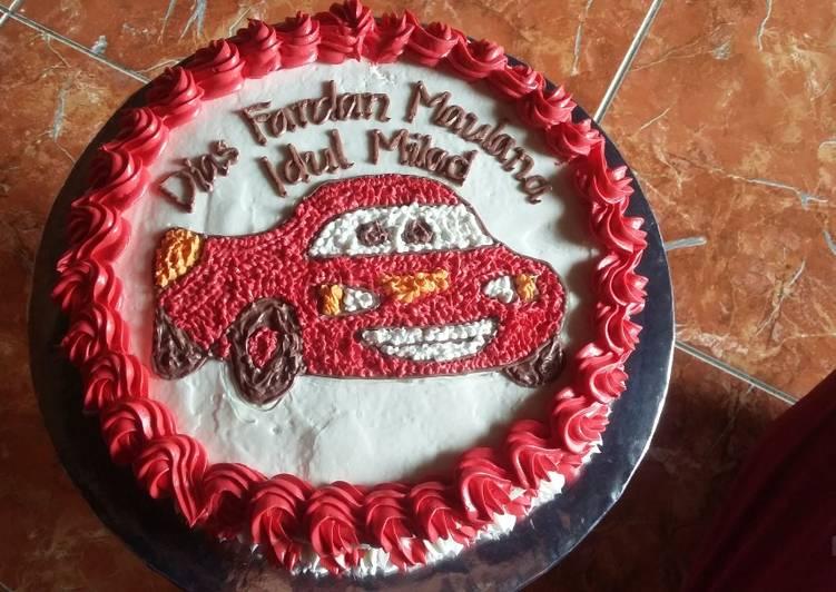 Resep Kue tart ulang tahun Paling dicari