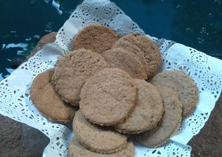 Cara Gampang Membuat Speculaas (biskuit rempah) yang Lezat