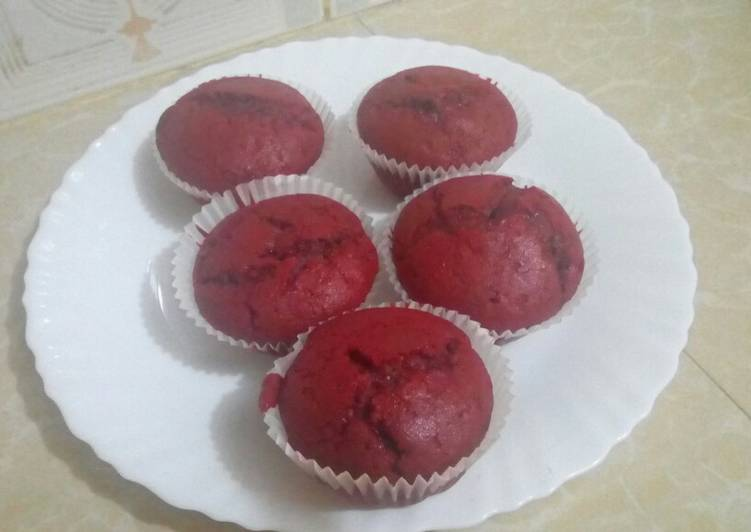 Red Velvet Cupcakes#Author Marathon#