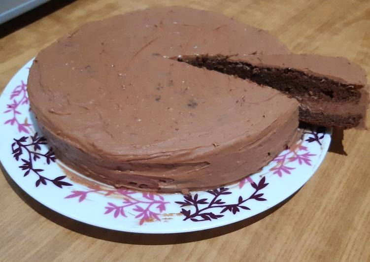 Recette: Gateau au chocolat