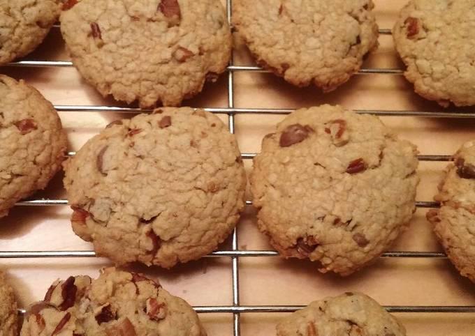 Recipe Tasty Fantastic Oatmeal Cookies