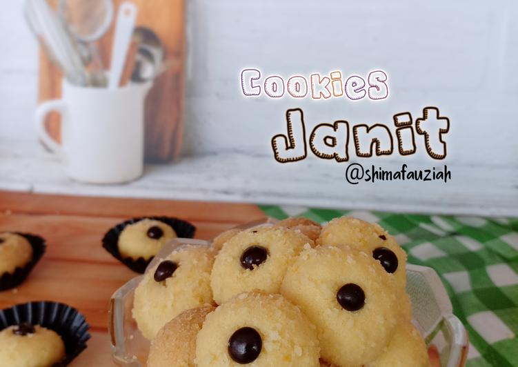 Kue Janit / Janda Genit - cookandrecipe.com