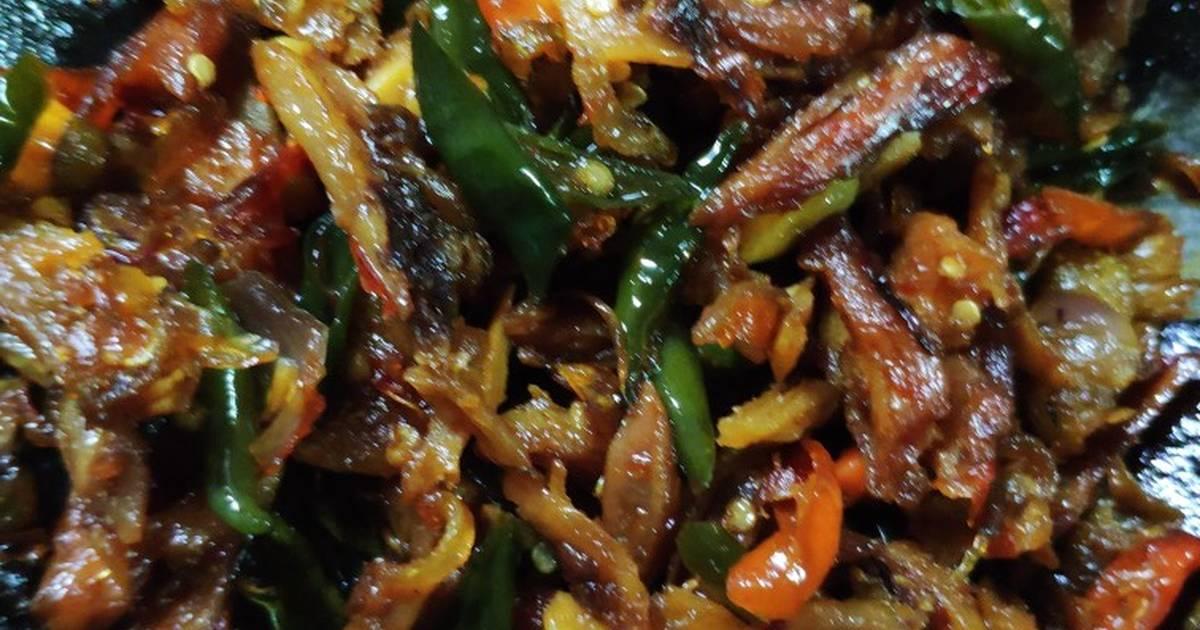 174 Resep Tumis Ayam Suwir Pedas Manis Simple Enak Dan Sederhana Ala Rumahan Cookpad