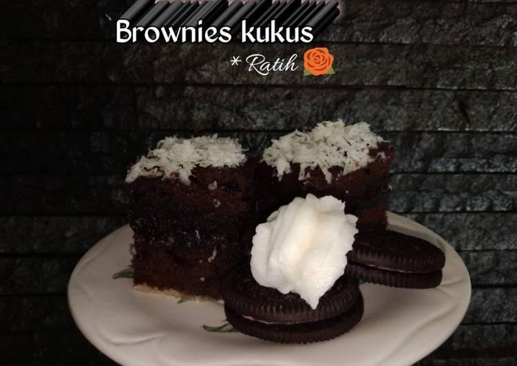 Brownies (Kukus) Instan Lembut