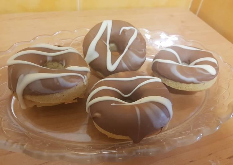 Donuts Schoko-bons saludables