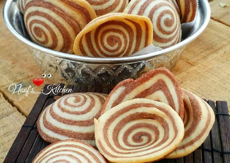 Bahan Membuat Kue Kuping Gajah Resep Kuping Gajah Renyah Empuk Step By Step Oleh Noof S Kitchen