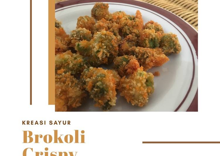 Rahasia Menghidangkan Brokoli Crispy yang Enak Banget!