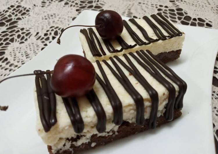 Easiest Way to Make Homemade Coconut cake bar