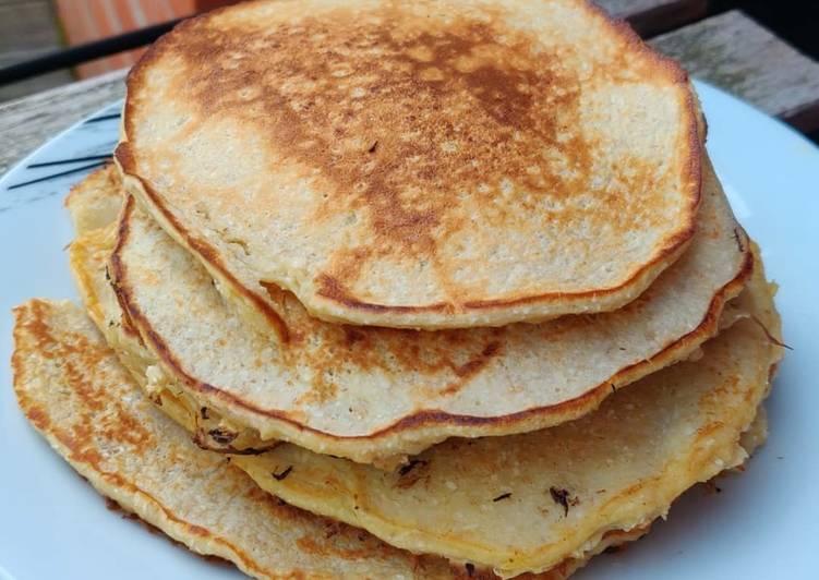 Oats Pancakes