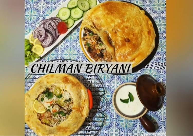 15 Minute Simple Way to Prepare Favorite Chilman Biryani