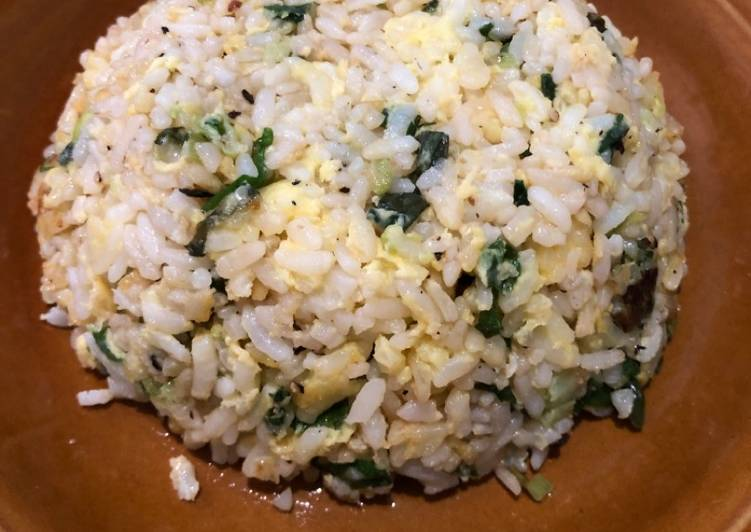 Korean Egg Fried Rice