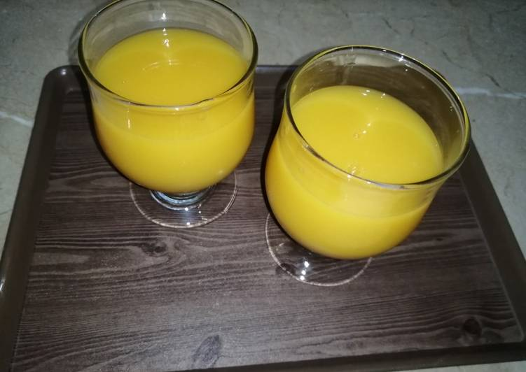 Recipe of Most Popular Mango Juice
