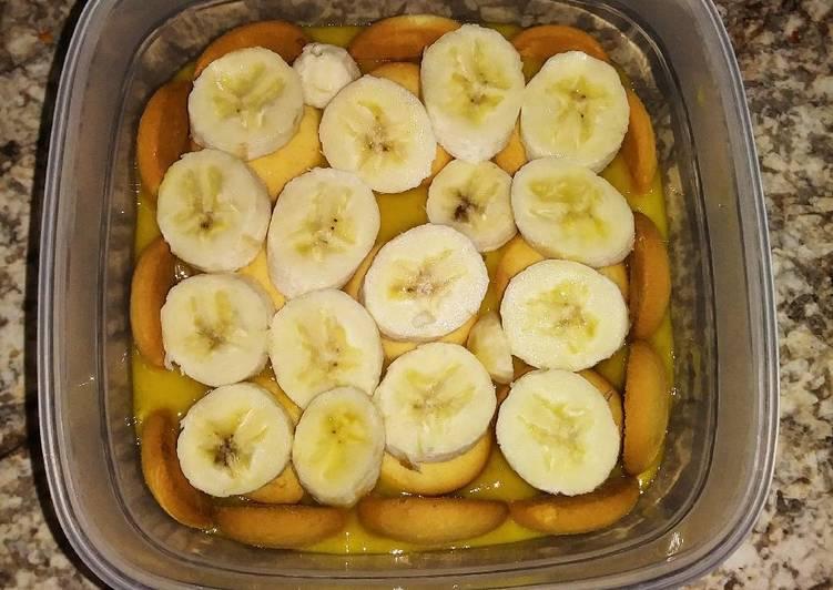 GF & Dairy Free Grandmas Banana Pudding