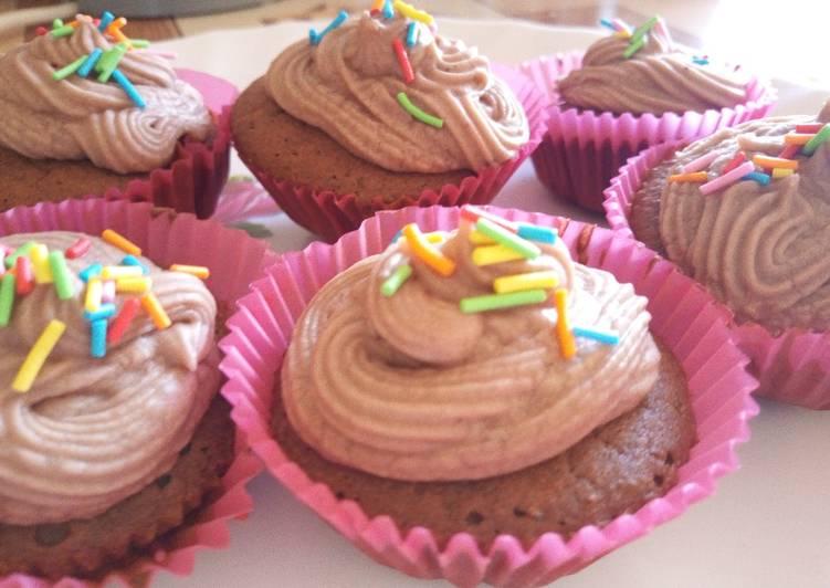 Recipe of Homemade Red Wine Chocolate Mini Muffins