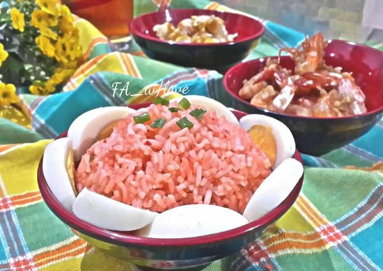 Resep Nasi Goreng Banjar Nasi Goreng Merah Oleh Fatmadeden