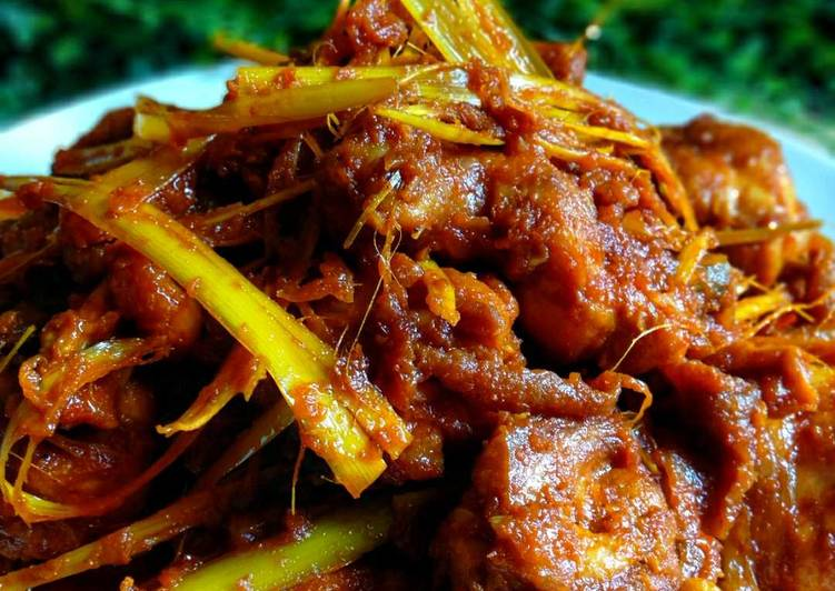 Ayam masak serai - velavinkabakery.com