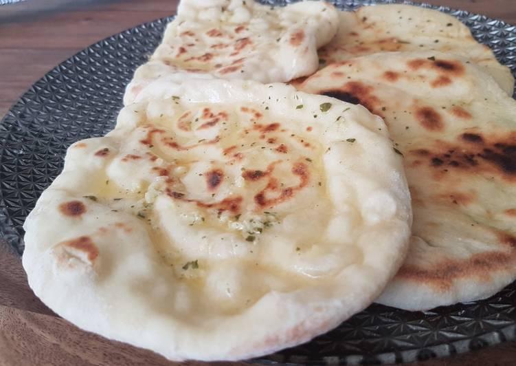 Comment Cuisiner Naans au fromage