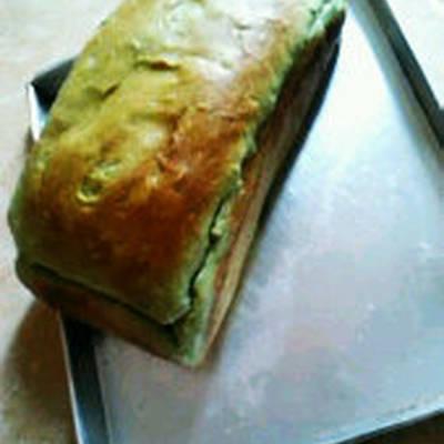 Resep Roti Tawar Green Tea Beranibaking Oleh Syahla Mom Cuisine Cookpad