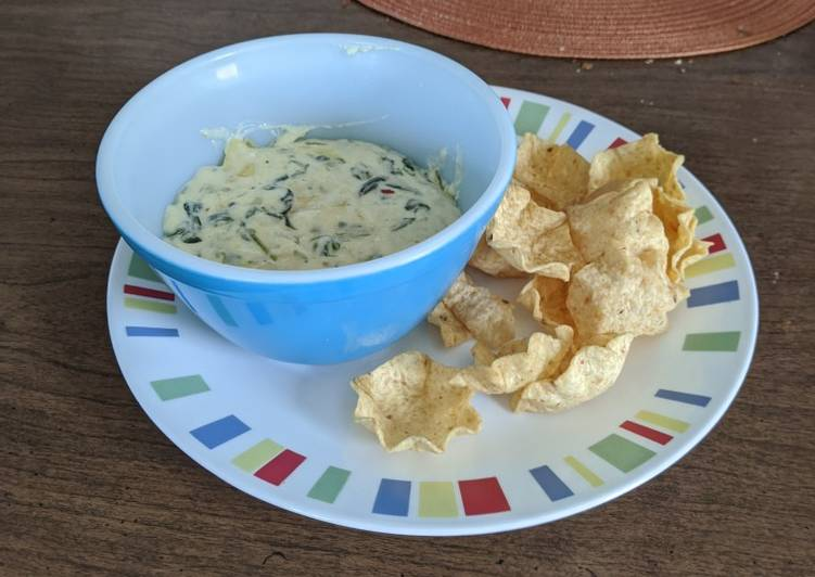 Recipe: Delicious Spinach artichoke dip instant pot ip