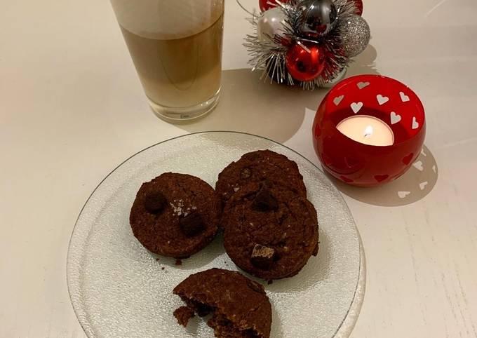 Cookies Choco/Coco/Fleur de sel