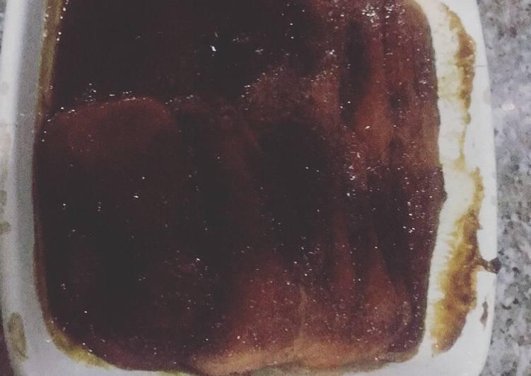 How to Make Tasty Glazed Baked Spam