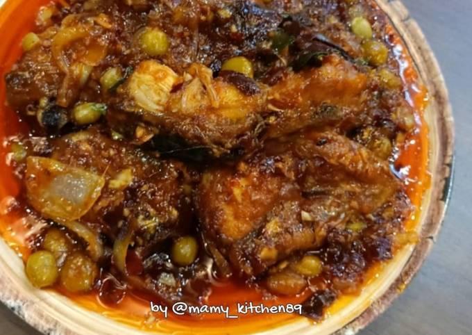 Resep Ayam Masak Merah yang Sempurna