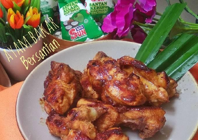 Ayam Bakar Bersantan
