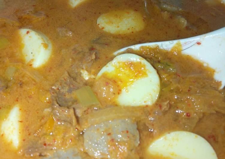 Kimchi Jjigae/Kimchi Stew