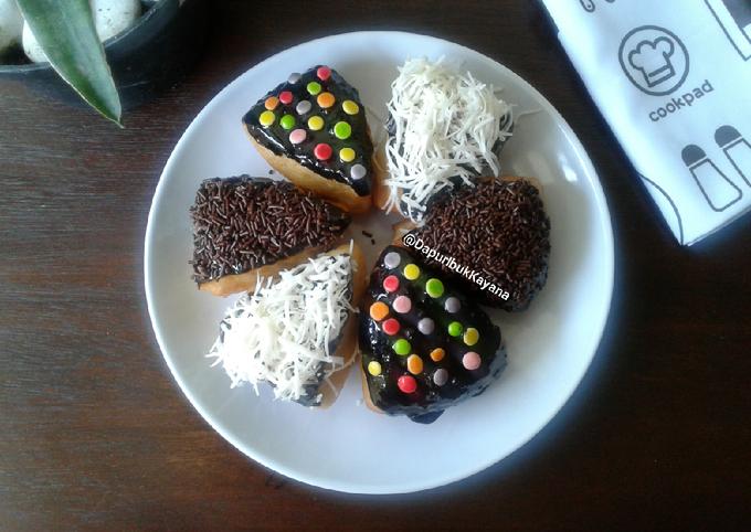 369. Krim Cokelat Homemade